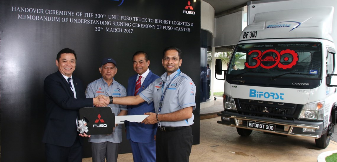 Mercedes-Benz Malaysia Commercial Vehicles