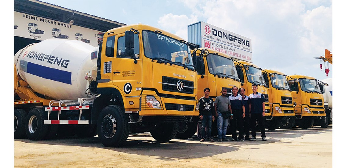 Mastermac Equipment & Dongfeng Commercial Vehicle Malaysia