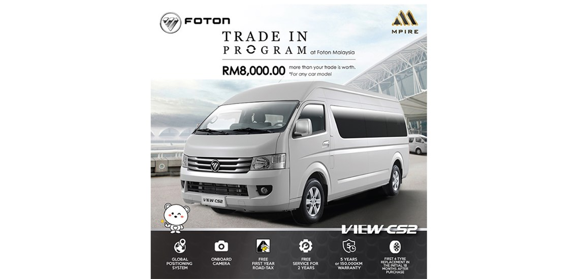 Mpire Asia & Foton View CS2