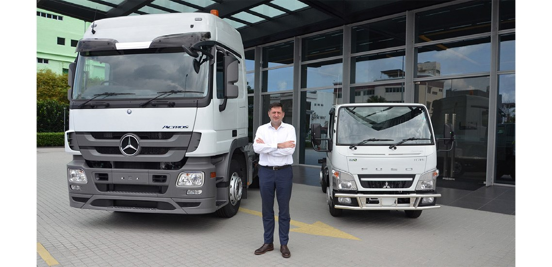 Hap Seng Trucks Distribution