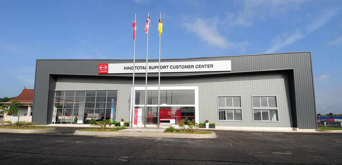 Hino Total Support Customer Center Reaches 10,000 Trainees