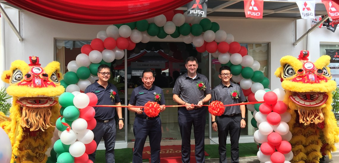 Hap Seng Commercial Vehicle Opens 3S Centre in Kuantan