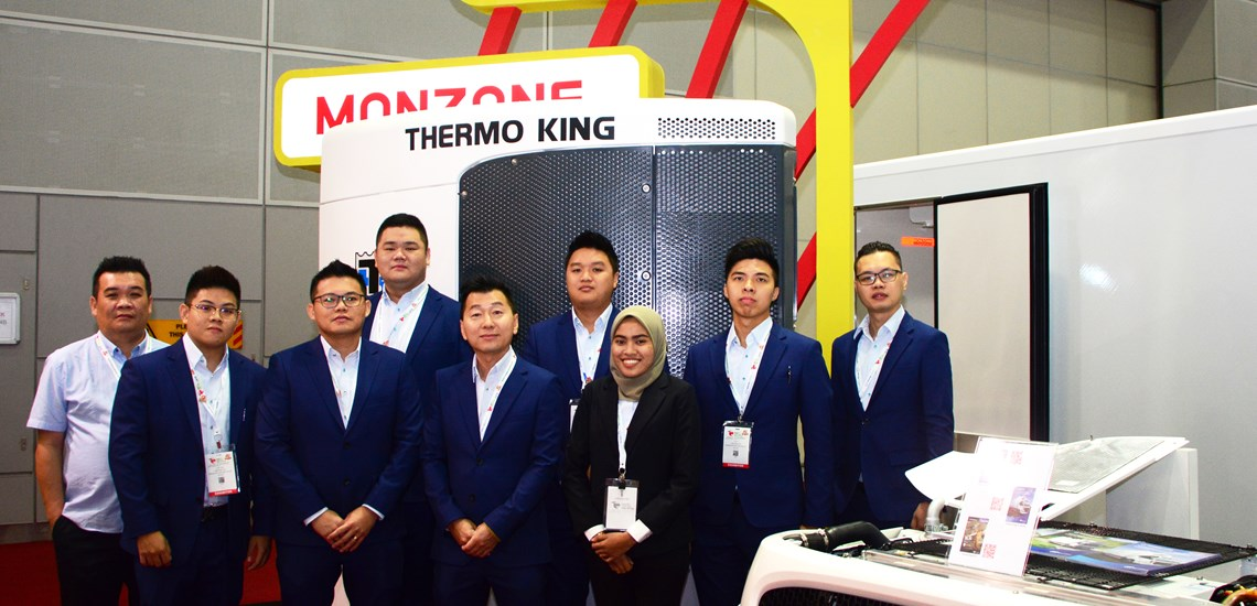Monzone & Thermo King