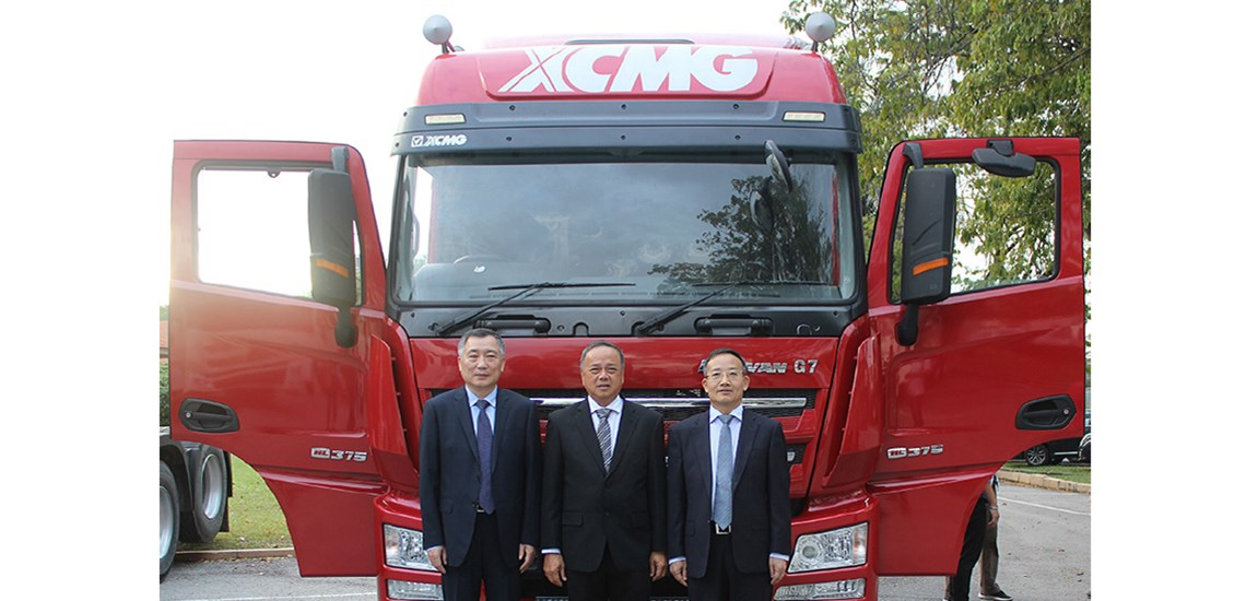 Hong Seng Group & XCMG