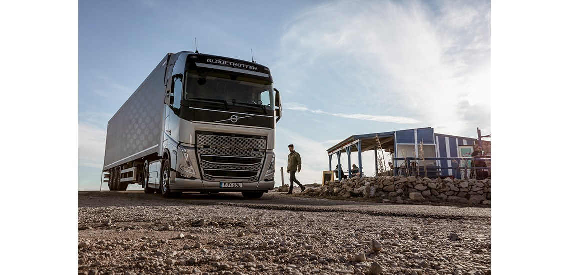 The New and Improved Volvo Truck Range