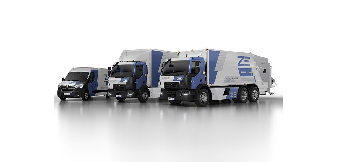 Renault Trucks Unveil a New Financial Solution
