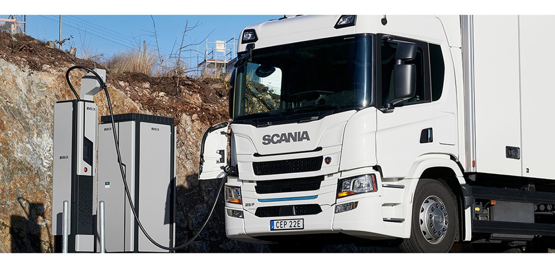 Scania Invests in New Battery Plant
