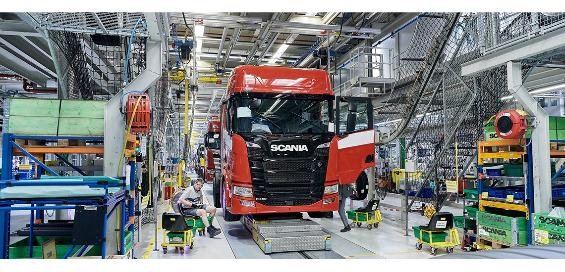 Scania-Establishes-Factory-in-China
