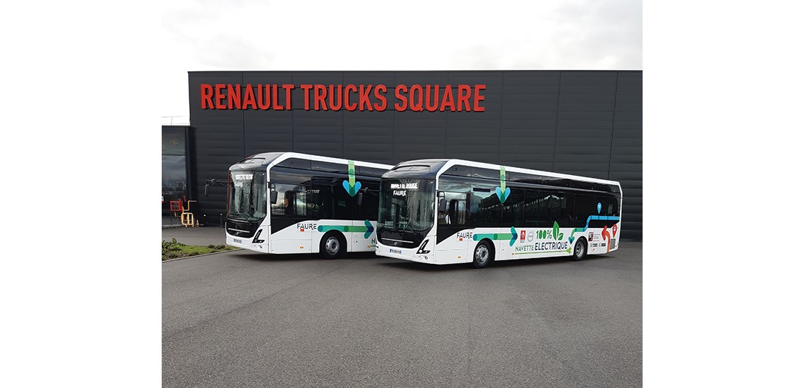 2021 Renault Electric Buses